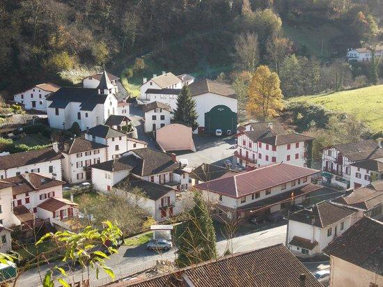 Arneguy, Francia: le village