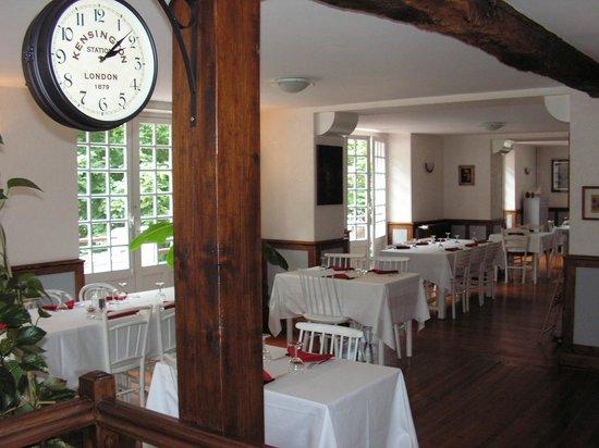 Arneguy, Francia: salle à manger
