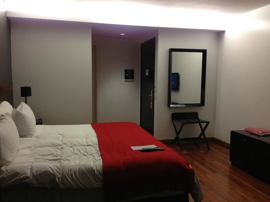 Fierro Hotel Buenos Aires: Our room