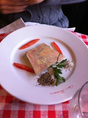 Chez Fernand: Foie gras