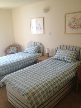 Blunty's Mill B&B: Bedroom