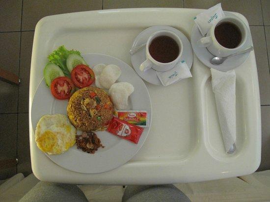 Domein28 B&B: Breakfast in Bed