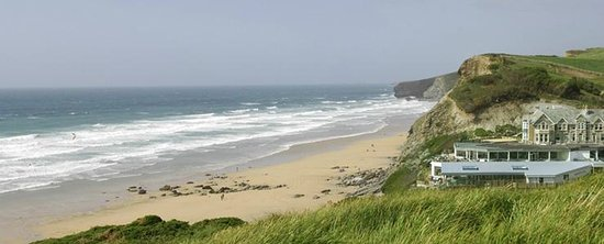 The Living Space: Watergate Bay Hotel