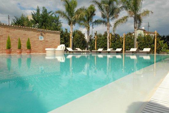 Marina di Casal Velino, Italy: piscina hotel