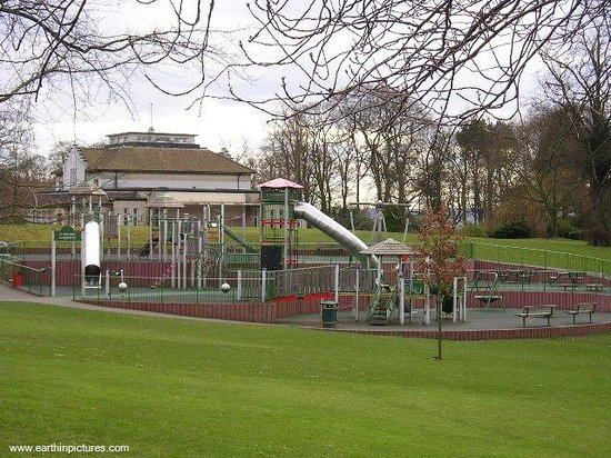 Pittencrieff Park Play Area, Dunfermline