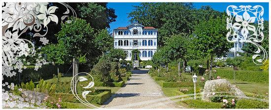 Pension villa edelwei sellin tyskland omd men och for Wilhelmstrasse sellin