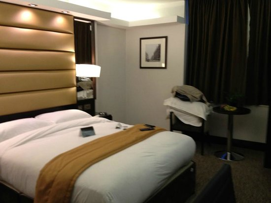 Shaftesbury Suites London Marble Arch : Room Deluxe