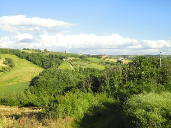 Agriturismo Casale dei Frontini: Panorama circostante 2