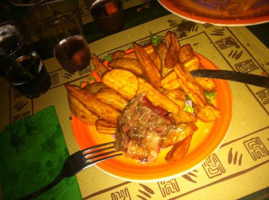La Cantinita: patate rustiche