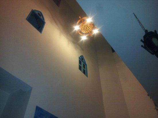 Dar Mounia : hall