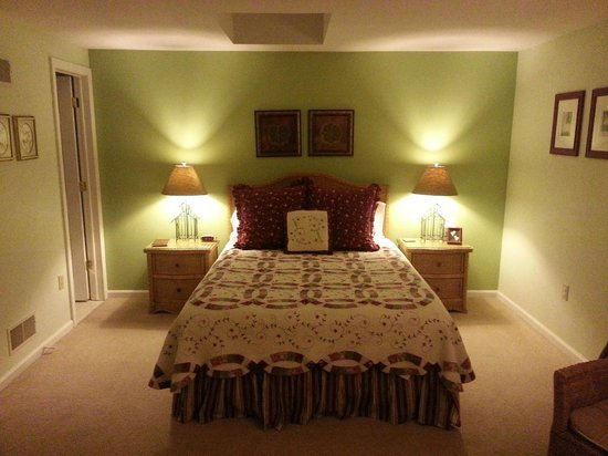The Lancaster Bed and Breakfast : Fennel Room