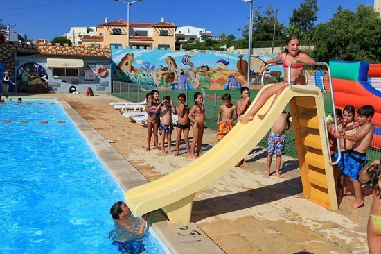 Big Pirate Ship Bouncy Castle Picture Of Reino Encantado Alvor Tripadvisor