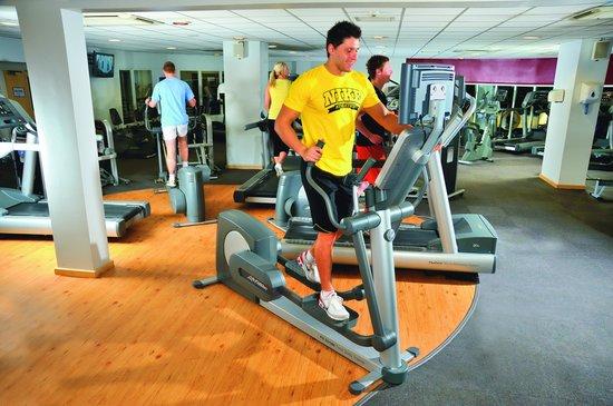 SnowDome Fitness Gym