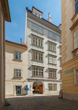Photo of Historic Site Mozarthaus Vienna at Domgasse 5, Vienna 1010, Austria
