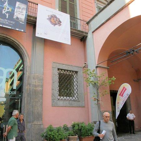 PAN, Palazzo delle Arti Napoli