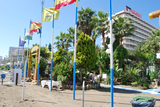 Bajondillo Apartments: Playa del Bajondillo (Torremolinos)