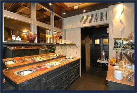 Rivoli Hotel: Frühstücksraum