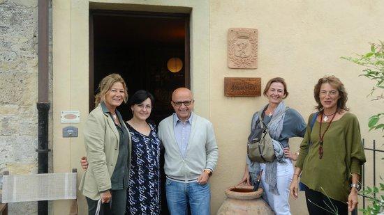 Locanda Viani : Con Paola y Roberto
