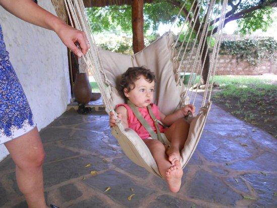 hotel Eco Lodge Jua Bahari: in relax fuori dalla camera