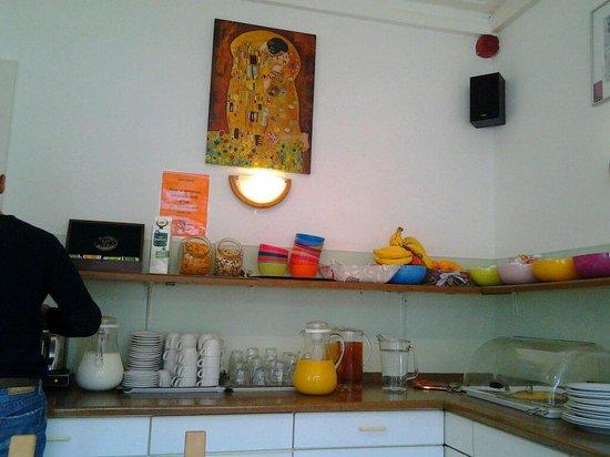 Hotel Abba: colazione ottima