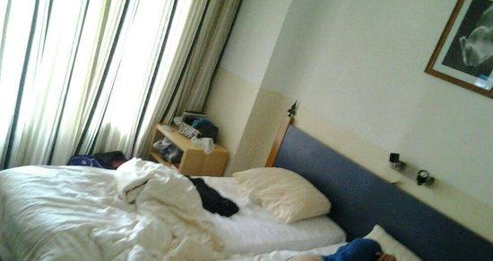 Hotel Abba: letta matrimoniale(2 letti singoli vicini)