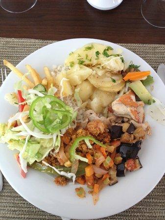 TUI SENSIMAR Scheherazade : Food