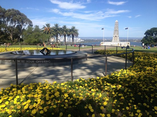 Kings Park and Botanic Garden : Kings Park & Botanic Garden