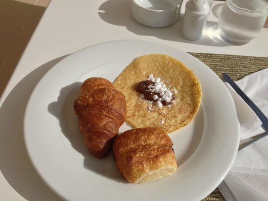 Scheherazade Hotel Sousse: Breakfast