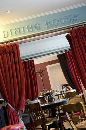 The Townhouse: Dining Rooms