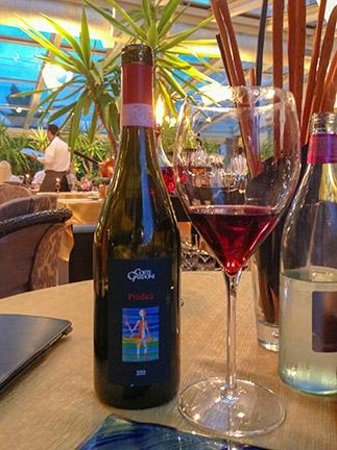 Color Hotel: Great food, and Corte Gardoni wines (the best in the area!)