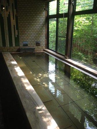 Umedaya Ryokan: 大浴場