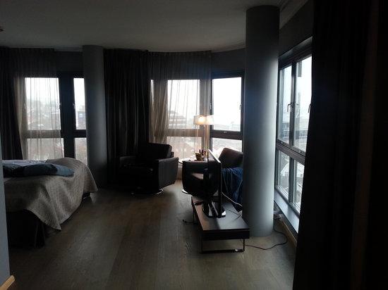 Clarion Hotel Stavanger: Hjørnesuite