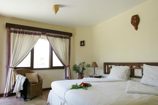 Kia Lodge – Kilimanjaro Airport : Room