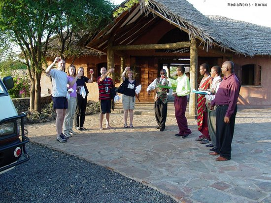Kia Lodge – Kilimanjaro Airport: Arriving at the Kia Lodge