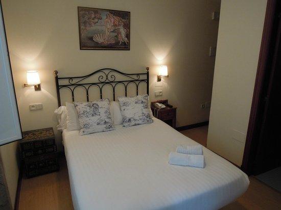 Hotel Real: Camera doppia al 1° piano