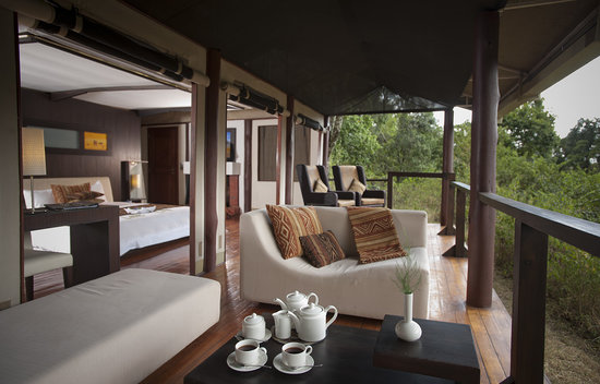 Ngerende Island Lodge: Double Suite