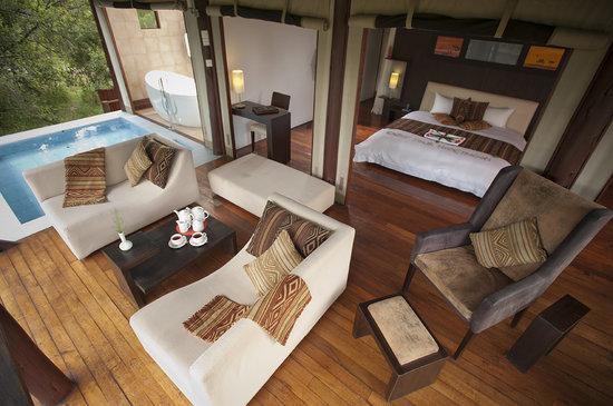 Ngerende Island Lodge: Honeymoon Suite