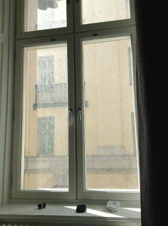 "Lydmar Hotel: the ""view"""