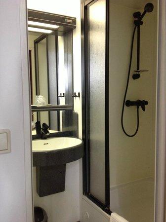 Hotel Gunia : bagno