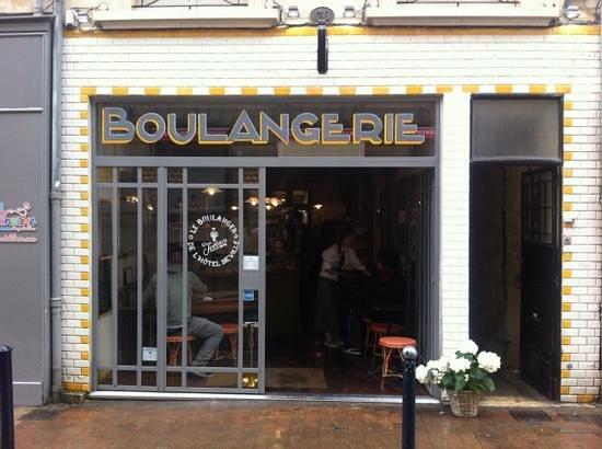 LE BOULANGER  de L'hotel de Ville : The Boulangerie
