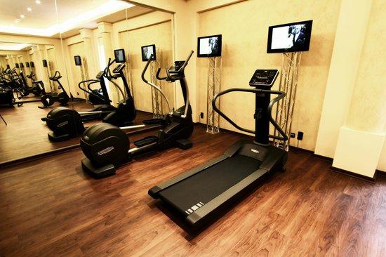 Marivaux Hotel: Fitness Room