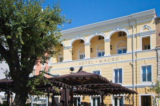 Boutique Hotel Mauro: Hotel Mauro........