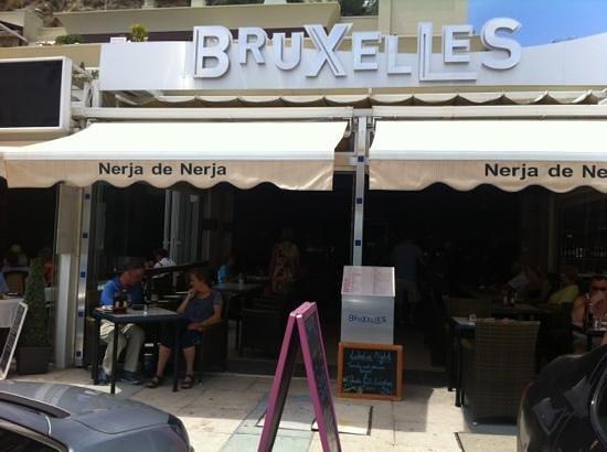 Restaurant Nerja de Nerja : otra vez en restaurante que más nos gusta de Nerja