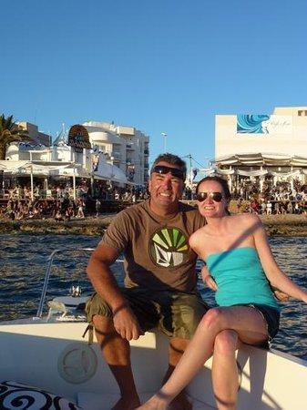 Ibiza Boat Hire: Add a caption