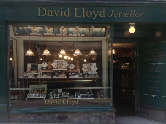 ‪David Lloyd Jewellers‬