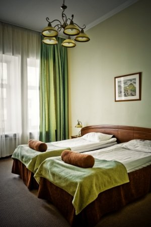Shelfort Hotel: Double/Twin Room