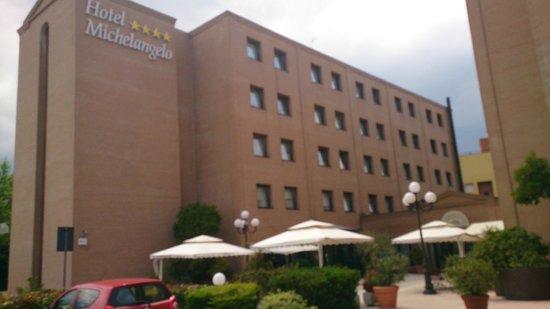 Michelangelo Hotel: Hotel Michelangelo