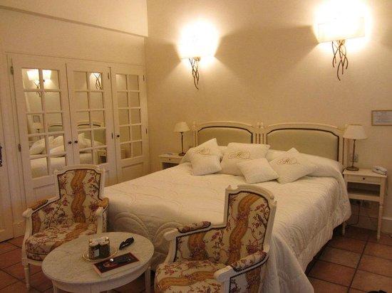 Auberge de Cassagne & Spa : notre chambre