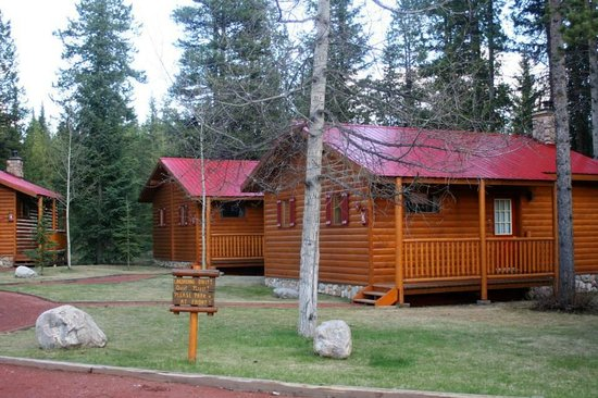 Baker Creek Mountain Resort: Chalets