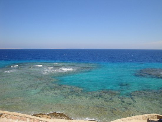 The Oberoi Sahl Hasheesh: Wonderful sea